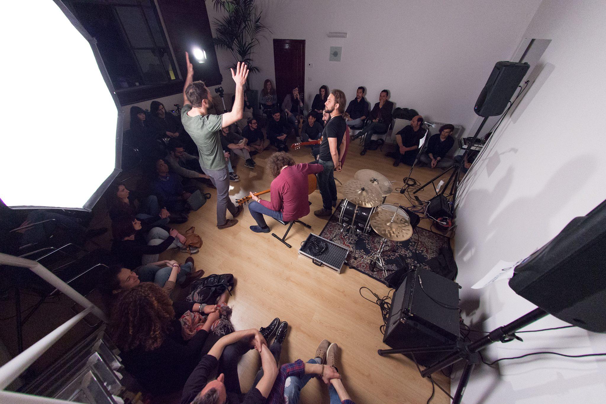 Sofar Sound Firenze Reon Studio