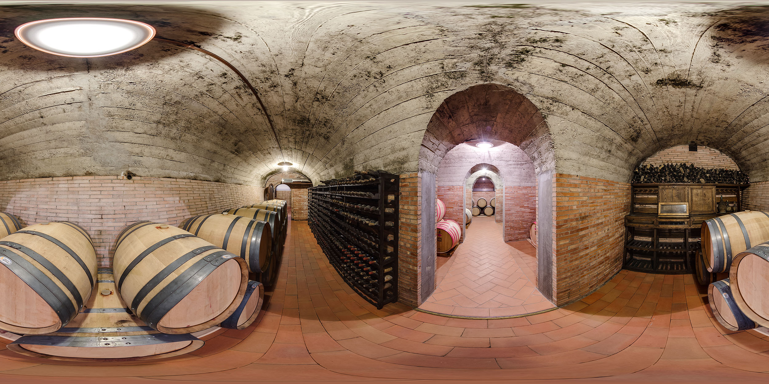Tour Fotografici Virtuali a 360º