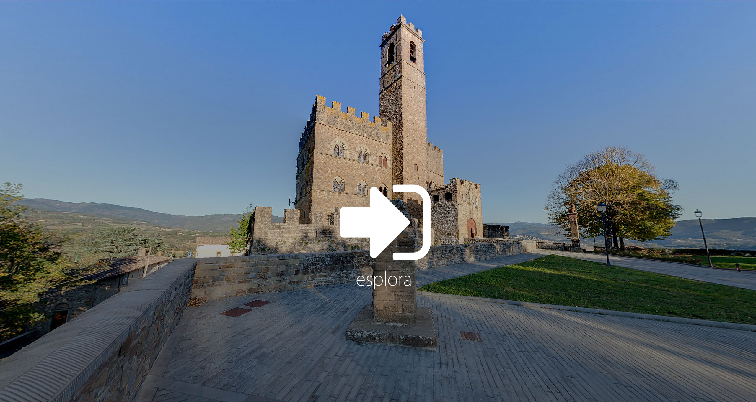 virtual tour reon studio casentino