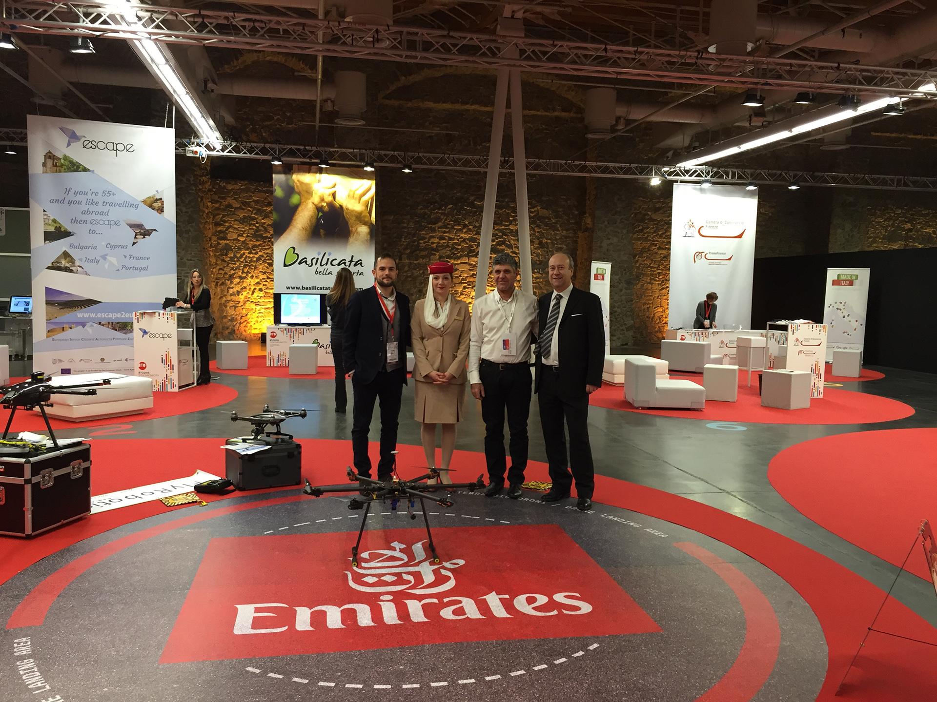 BTO2015 - Scuola Droni Emirates